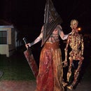 Pyramid Head costume