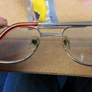 Fixing my glasses with Sugru