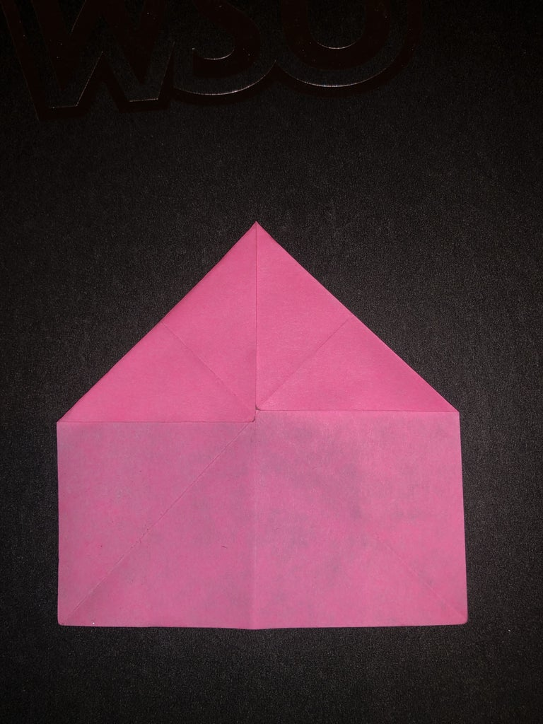 Fold Other Corner to Center
