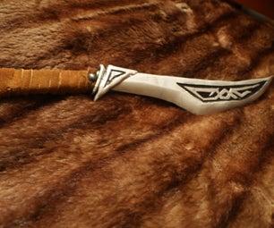 Nordic Dagger (Skyrim) DIY