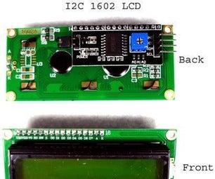 Tutorial:I2C LCD