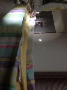 Attatch Velcro