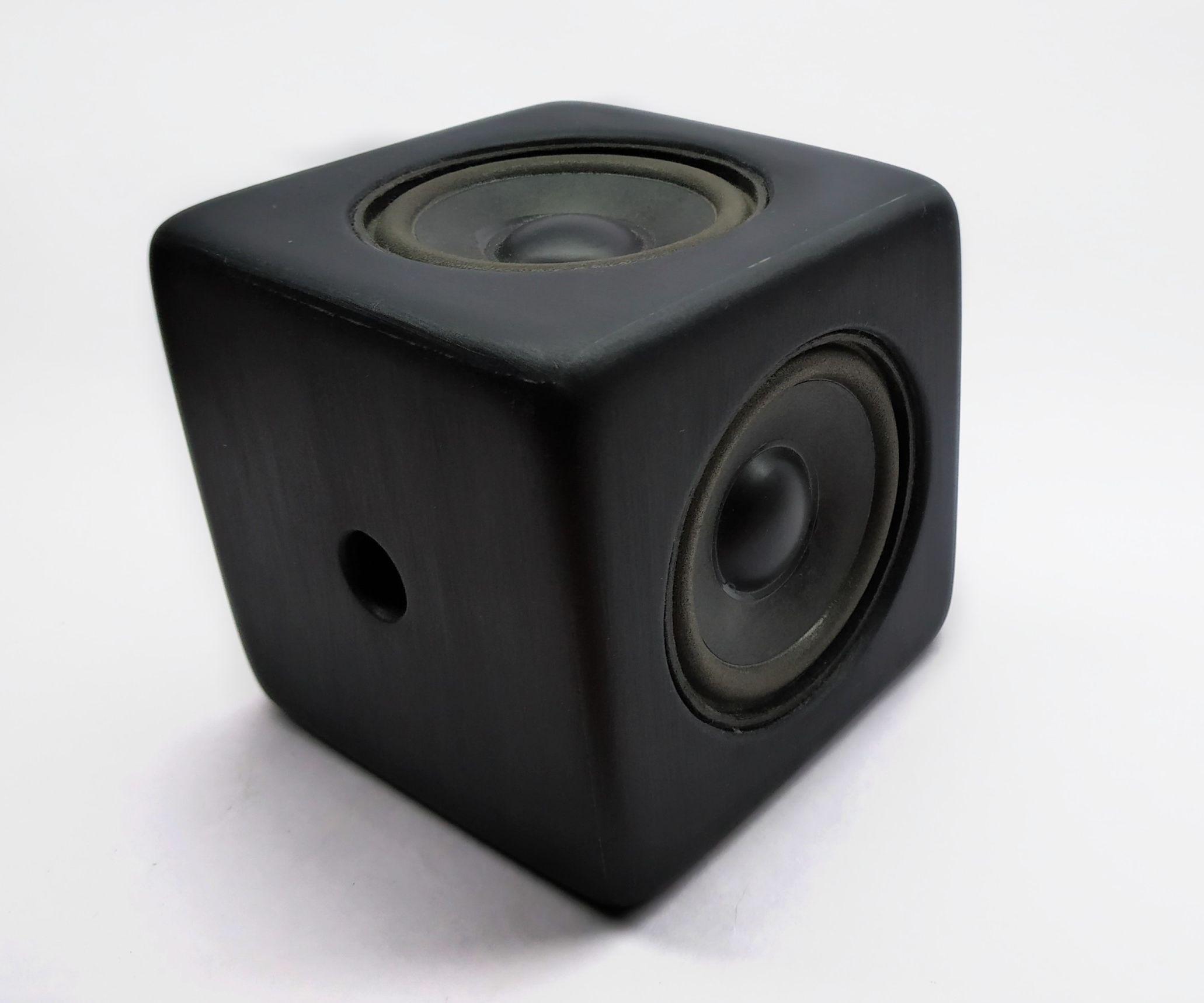 DIY Bluetooth Speaker (CubeBOX)