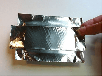 Attach Another List of Foil