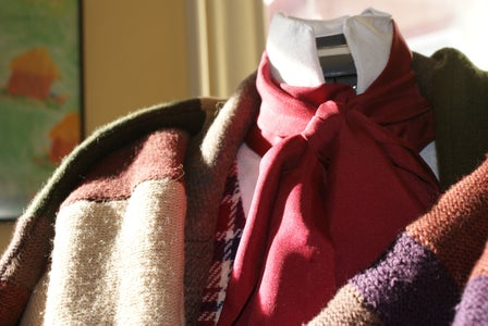 Wear Your 4th Doctor Scarf With Pride