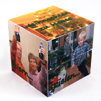Magic Photo Cube