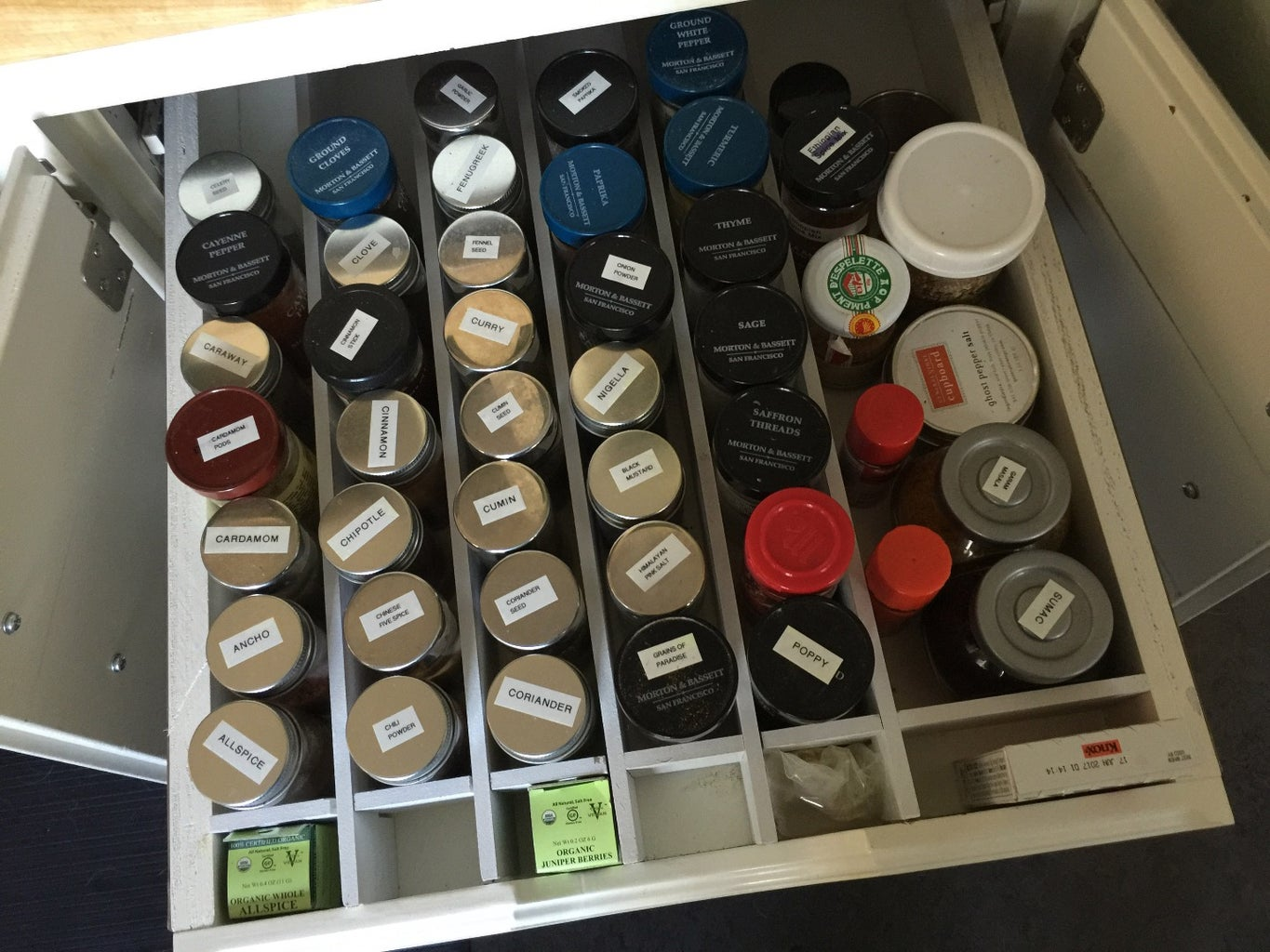 Drawer Organizer: Custom Fit to Your Drawer and Contents