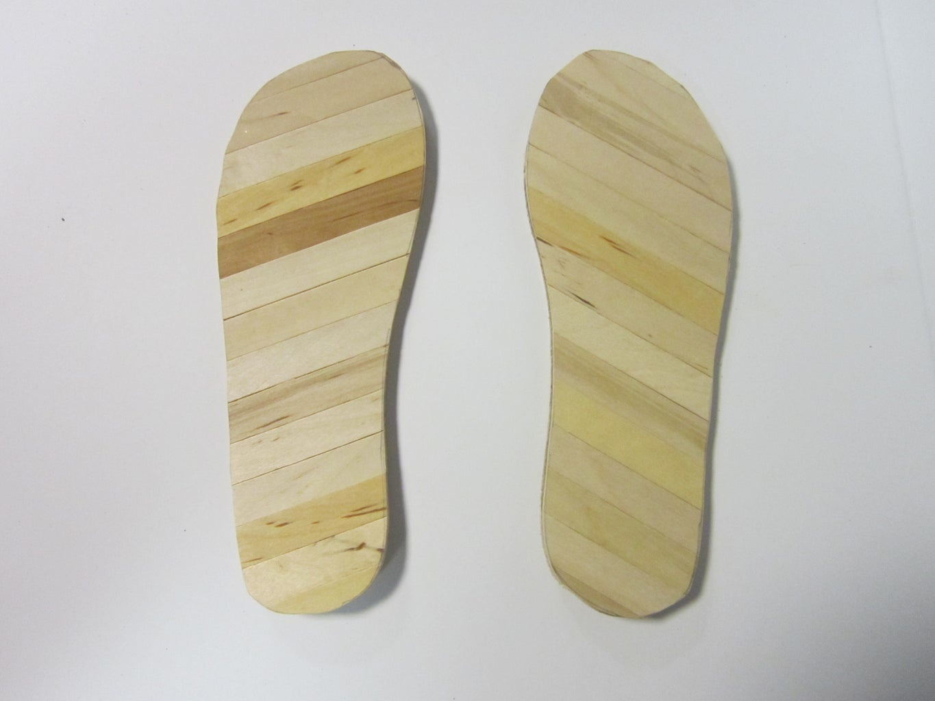 Shaping the Soles