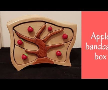 Apple Bandsaw Box