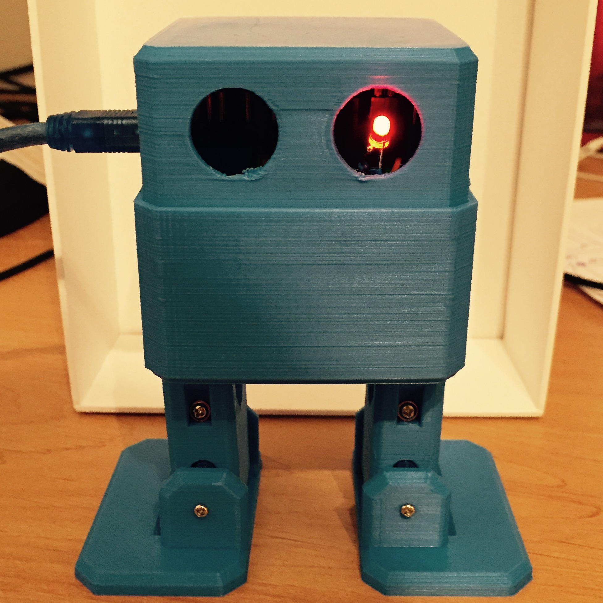 Otto - build you own robot in two hours!