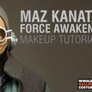 Maz Kanata Makeup Tutorial