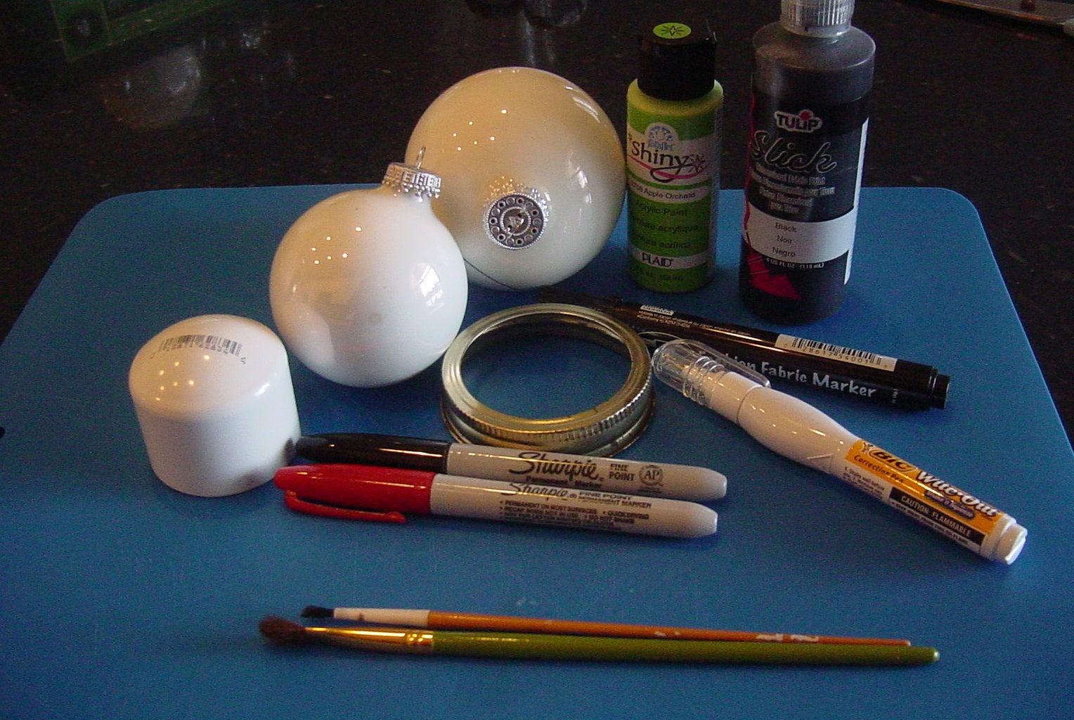 Step 1: Supplies