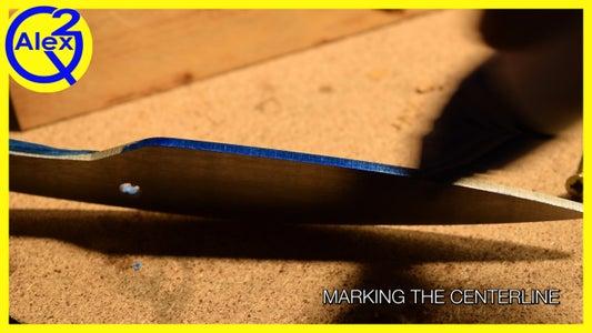 Marking the Centerline