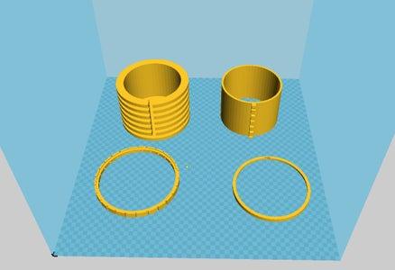 3D Print All Components