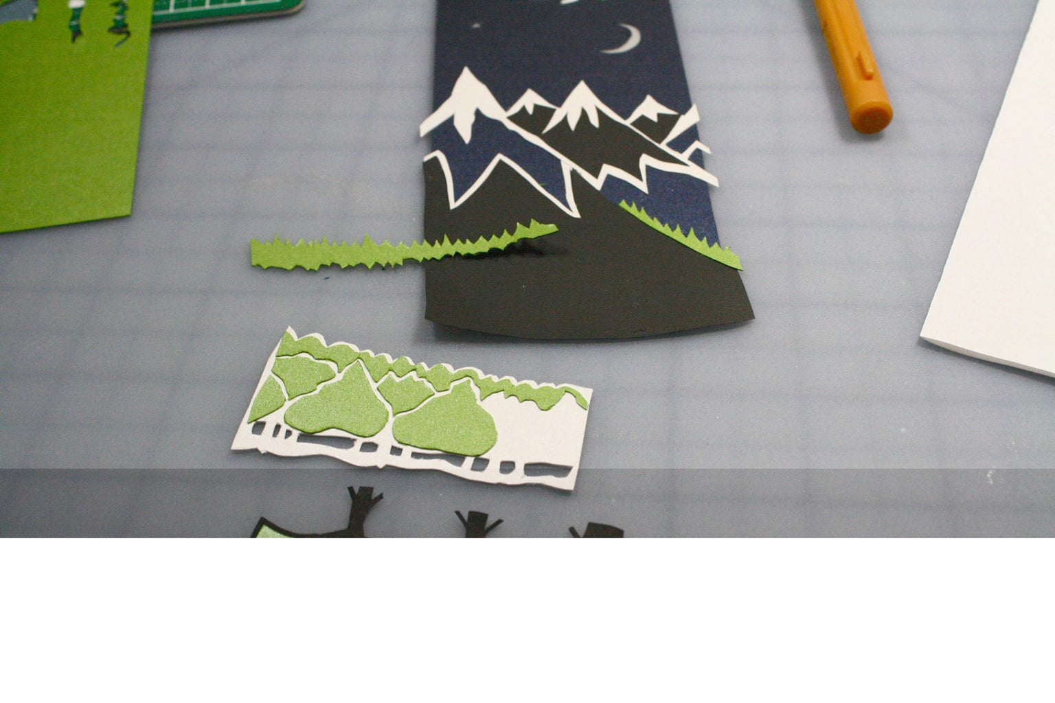 Paper Assembly