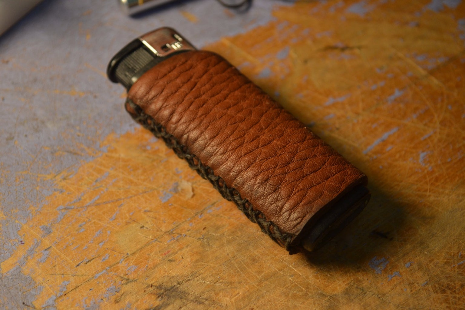 The Lighter Case