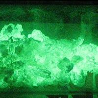 "How to Make Phosphorescent ""Glow in the Dark"" Powder"