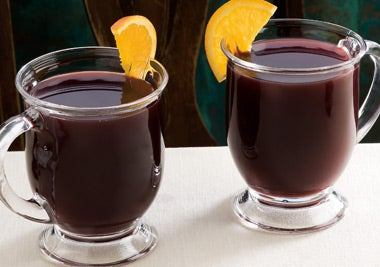The Best Mulled Wine