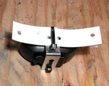 Attach the Angle Bracket to a Plastic Strip