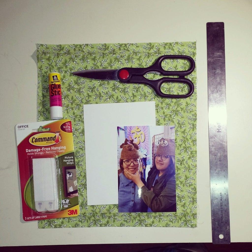 Prepare Materials and Equipment