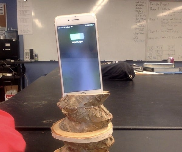 Do It Yourself: IPhone Dock