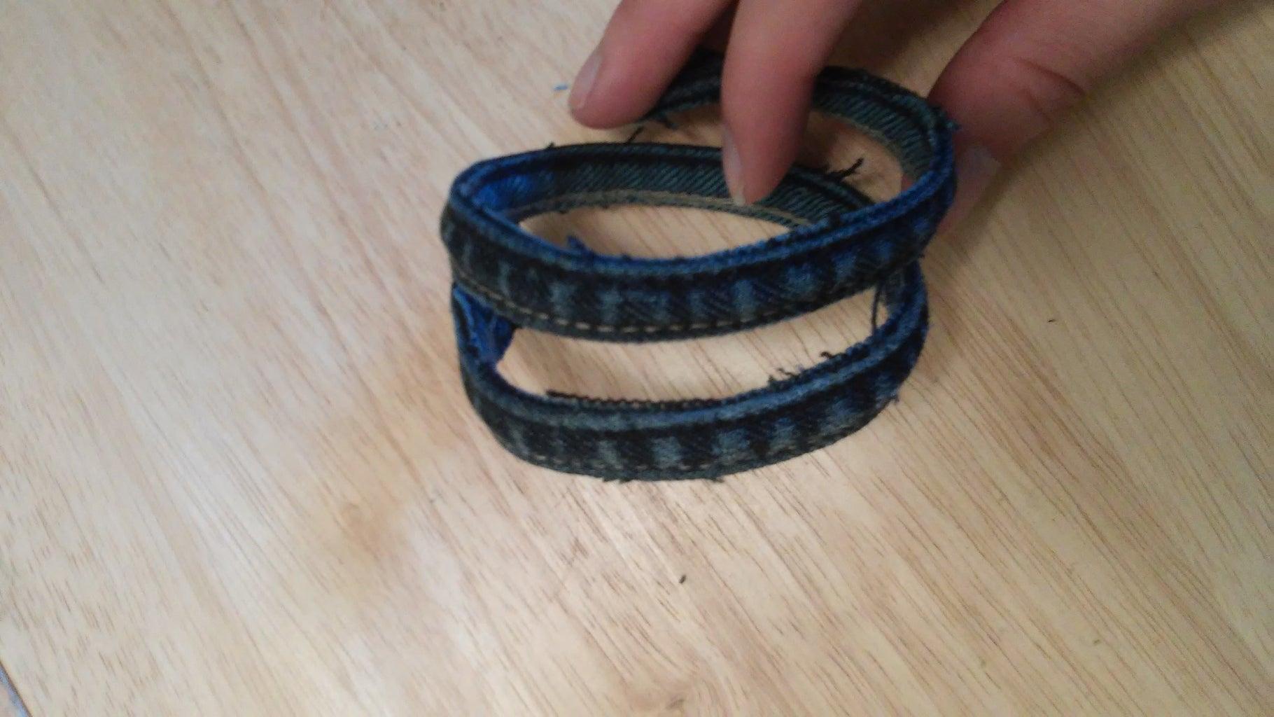 Bend Into Bracelet Form