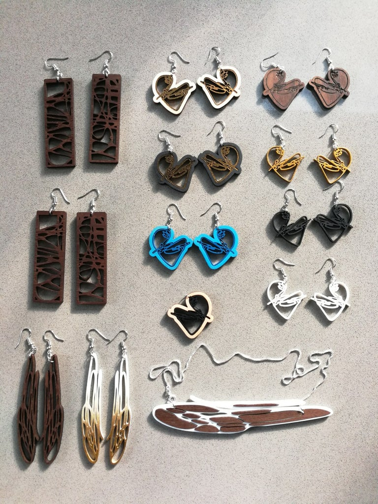 Enough Jewelry to Set Up a Shop!