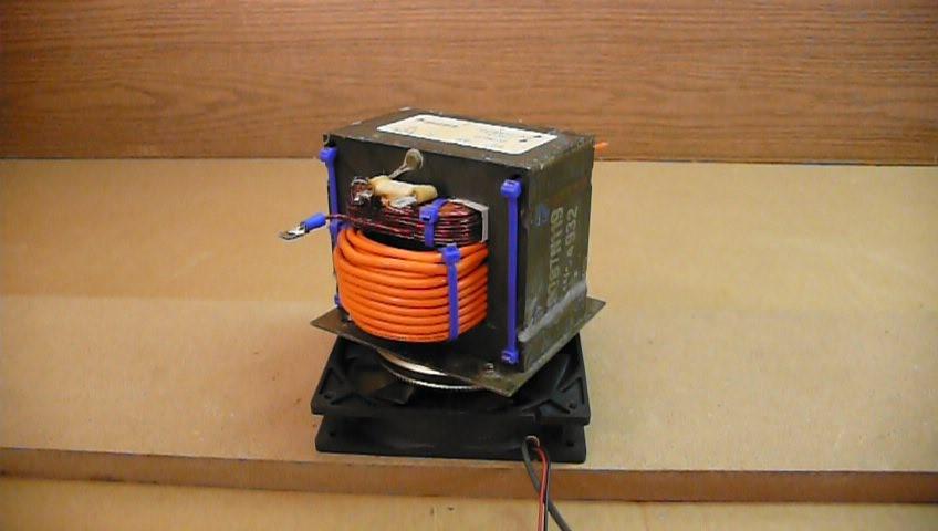 Easiest Microwave (MOT) Salvage/Re-use Tutorial