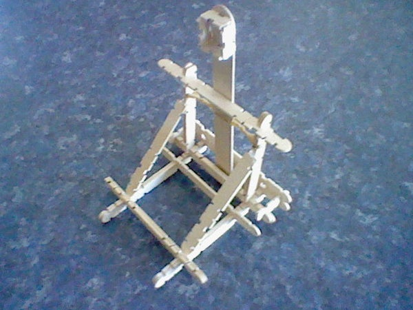 How to Make a Skill-stick Thing That Flings Stuff(catapult)
