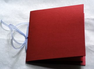 How to Make a Single Signature Book, a 5 Minute Project (okay, Maybe 8)