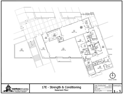 Creating Basic Floor Plans From an Architectural Drawing in AutoCAD