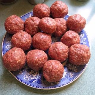 Hollandse Gehaktballen (Dutch Meat Balls)