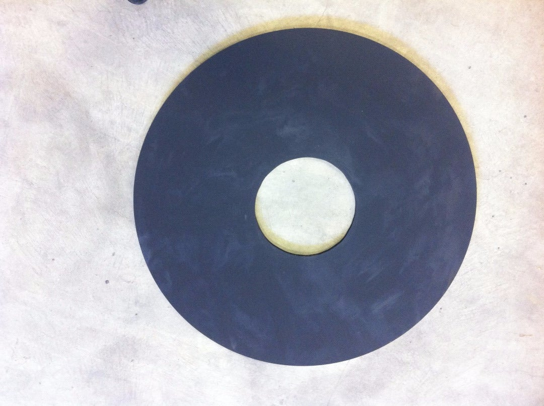 Step 1: Cut MDF Board & Paint