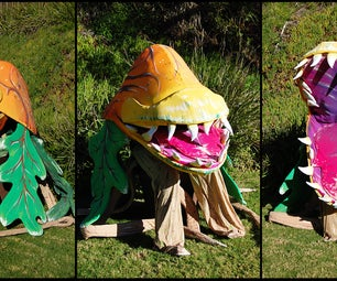 Building Audrey II Phase 3
