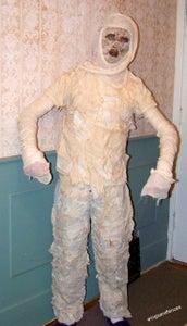 Mummy Makeup and Costume Tutorial