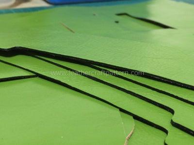 Paint Edge Oil on the Edges