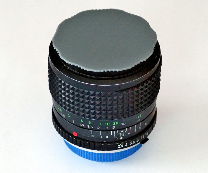 3D-Printed Screw-In Front Lenscaps