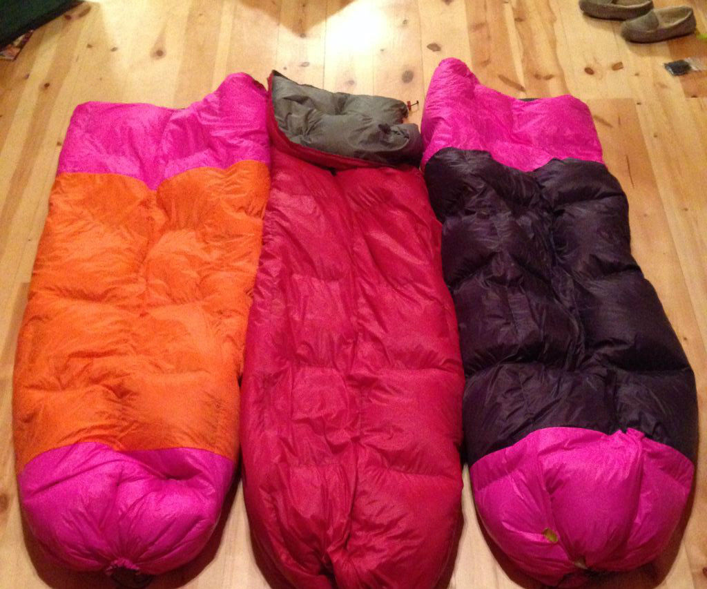 MYOG Ultralight Down Sleeping Bag/quilt