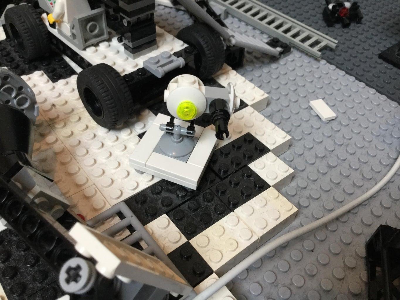 Lego Portal - Rocket Turret V2