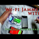 WiFi Jammer With Inbuilt Powerbank