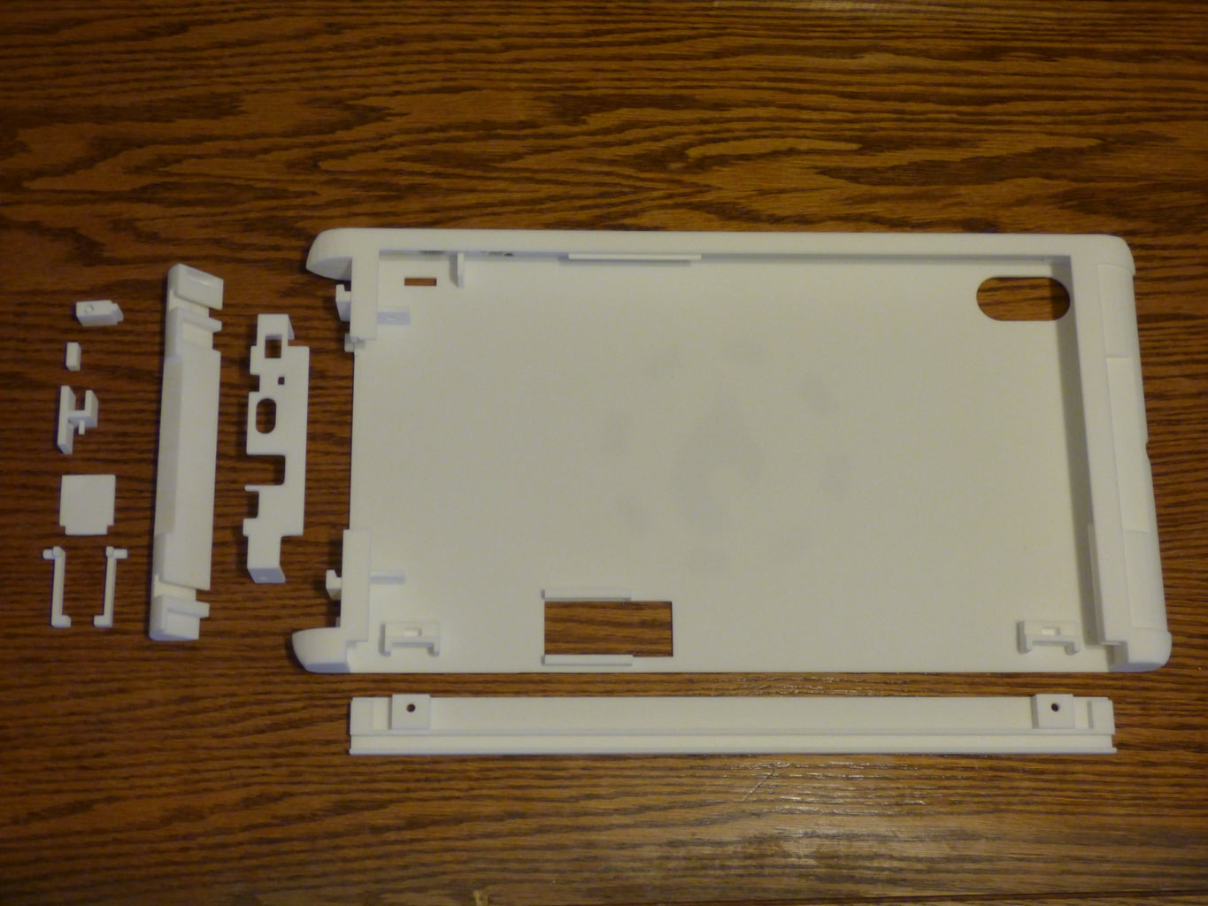 Tablet Design and Assembly (Overview)
