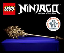 LEGO Ninjago Mega武器