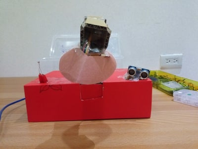 Making the Lamp's Exterior Part 3: the Exterior Box