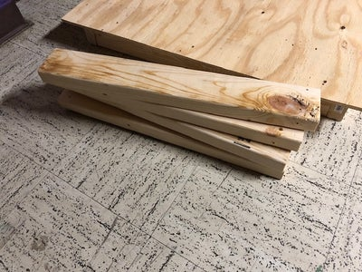 Measuring Your Space and Cutting Boards to Length