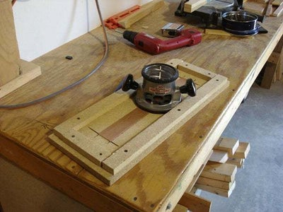 Step 2: Create a Fixture for the Groove