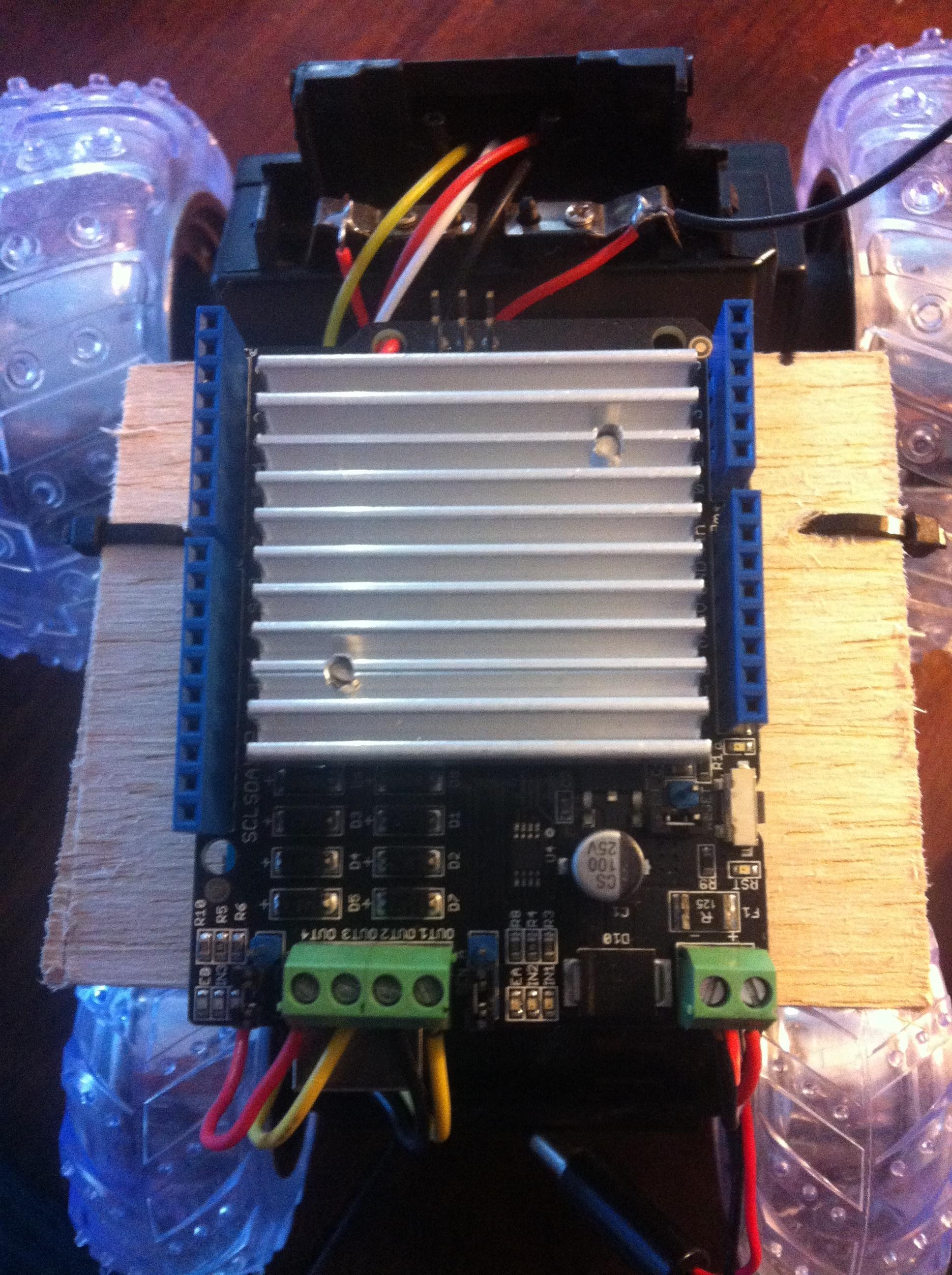 Seed Motor Shield V2 Coding Tutorial