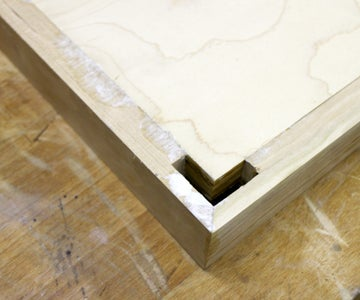 Cutting Your Plywood Bottom to Size