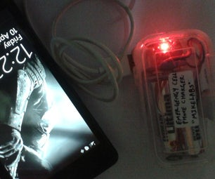 Emergency Cell Phone Charger...