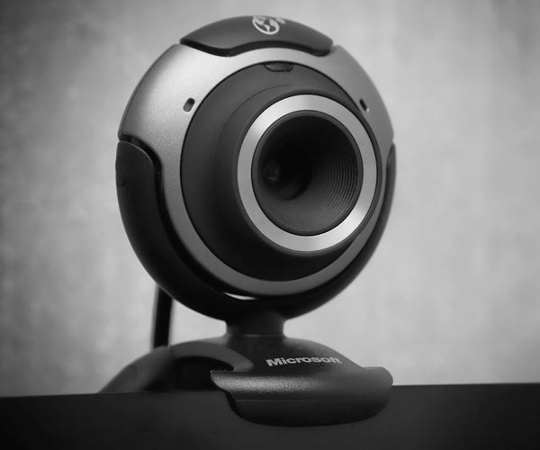 Hack a Webcam and Turnit Into a Security Camera