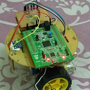 Self Balancing Robot Using PID Algorithm (STM MC)